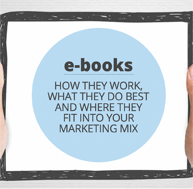 The Marketer's Toolkit: E-book on e-books